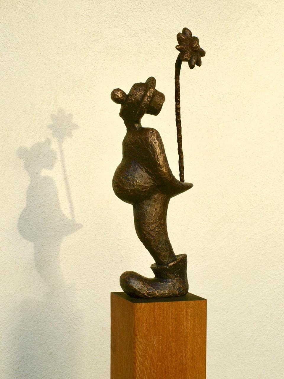 Vorfreude, Bronze